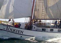 Segeltörn: Mit der J.R. Tolkien auf der Ostsee by Reisefernsehen.com