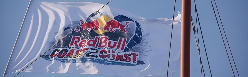 """Red Bull Coast 2 Coast"" Impression"