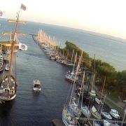 Hamburger Hafengeburtstag 2013 (Impression von und auf den Segelschiffen: Loth Loriën und J.R.Tolkien)