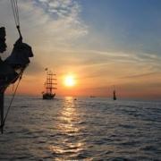 F.C. Hansa Rostock und INFRONT stechen zur Hanse-Sail mit Sponsoren in See
