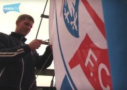 F.C.Hansa Rostock auf der Loth Lorien 2016