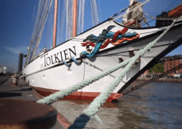 Golf Lounge: Golf & Sail auf der JR Tolkien