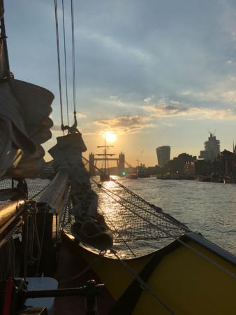 Van der Rest Sail Charter - London 2018