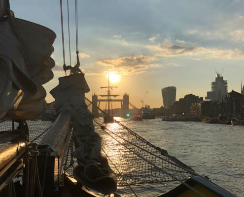 Van der Rest Sail Charter - London 2018